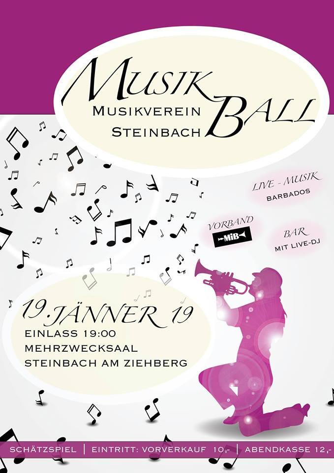 MV Ball Steinbach am Ziehberg
